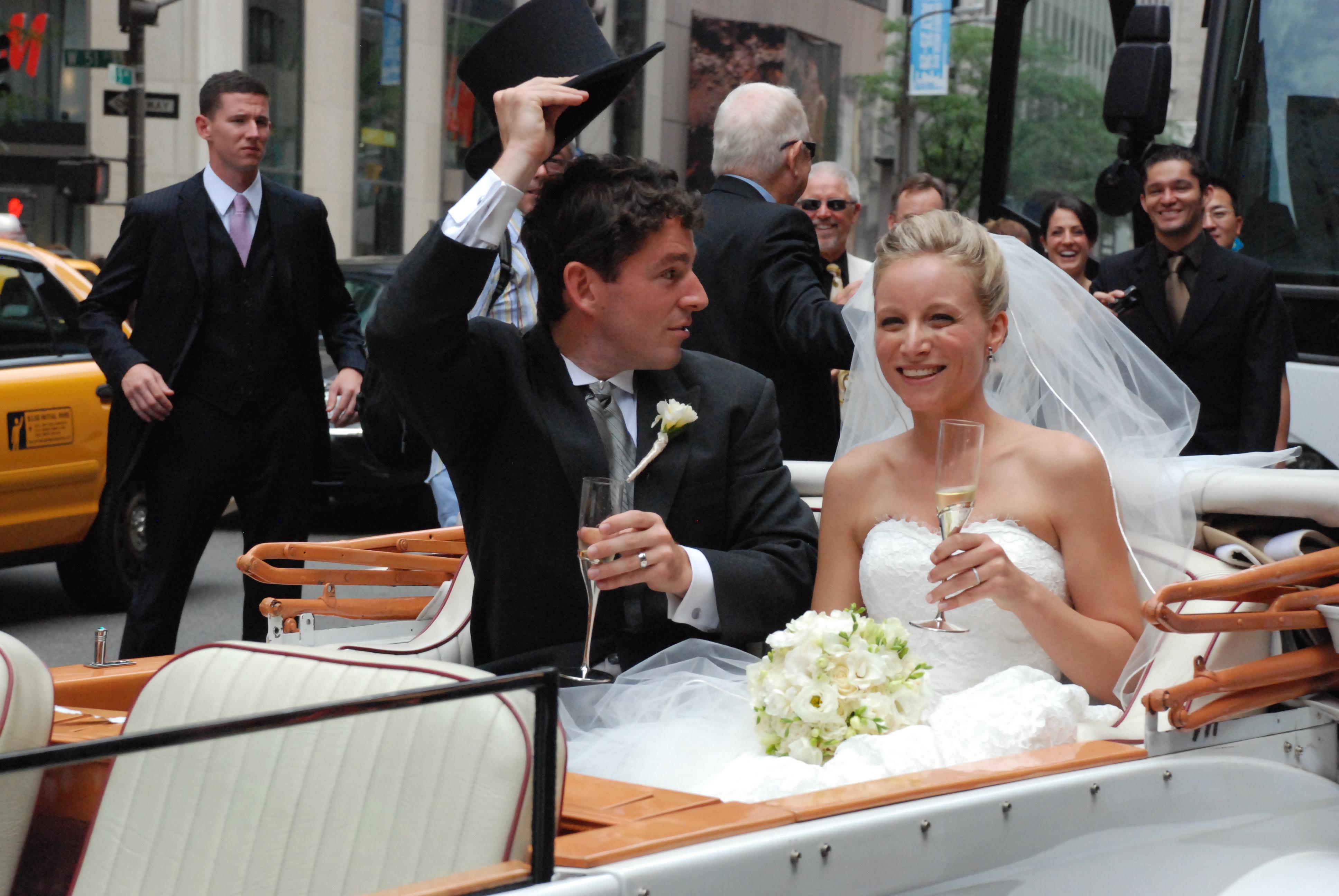 Celebrating A Summer Wedding